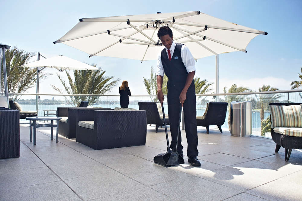 How hotel housekeeping can be more eco friendly