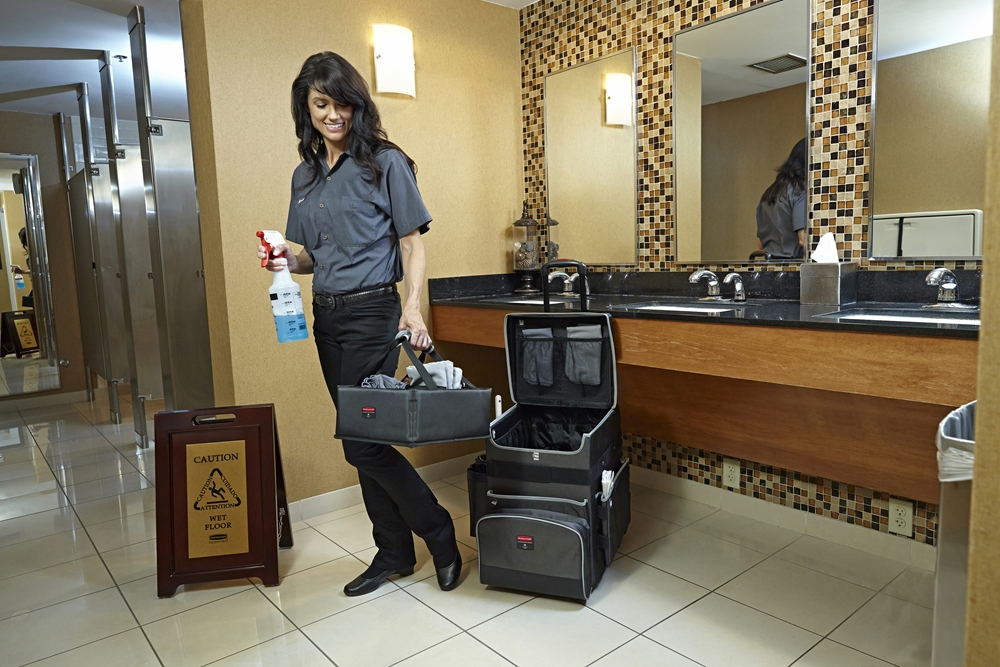 Should hotels outsource cleaning contracts?